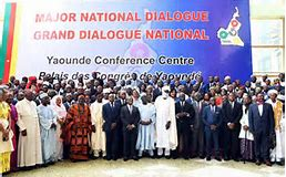 """Enowbachem Agbor, did the dialogue satisfy Anglophones' desires?  """"Expectations Vs Results of the 2019 Major National Dialogue inCameroon"""""""