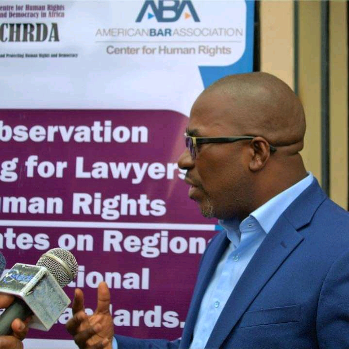 Agbor Balla, Regional and International initiative should be relaunch to aid bring warring parties to negotiations table inCameroon