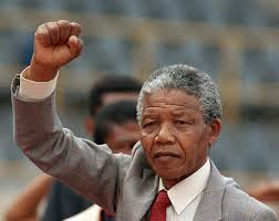 """""""Lead from the back – and let others believe they are in front."""" NelsonMandela"""
